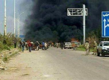 Número de mortos em explosão de carro-bomba na Síria chega a 100