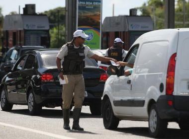 Número de mortes cai 17% nas rodovias estaduais durante feriadão da Páscoa