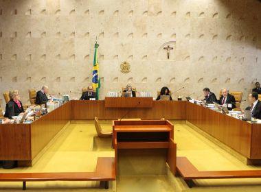 Supremo deve votar em maio ação que pode restringir foro privilegiado