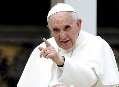 Papa recusa convite de Temer para visitar o Brasil e pede atenção a populações carentes