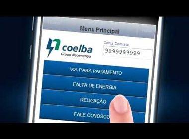 Clientes da Coelba agora podem realizar ocorrências via aplicativo de smartphone
