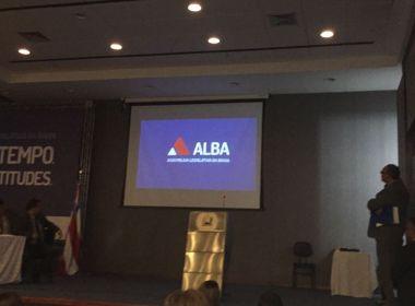 Coronel apresenta nova marca da AL-BA e faz balanço de 75 dias de gestão