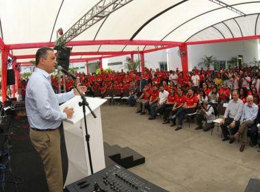 'Produtividade do povo baiano' é diferencial para atrair empresas, afirma Rui