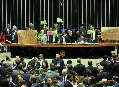 Câmara rejeita pedido para acelerar tramitação da reforma trabalhista