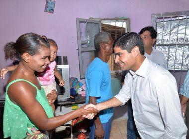 Programa Morar Melhor deverá reformar 200 residências do bairro de Macaúbas