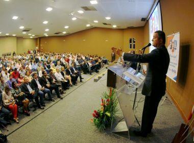 Governador participa de evento para capacitação de prefeitos e gestores