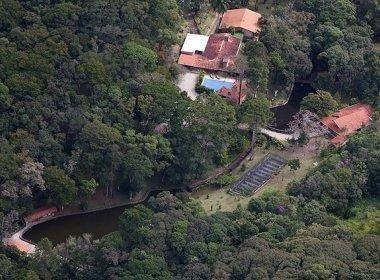Delator diz que fez contrato falso e deu R$ 500 mil para reformar sítio frequentado por Lula
