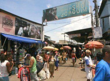 Oposição critica 'abandono' do governo a obras de reforma da Feira de São Joaquim