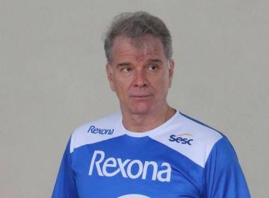 Ex-técnico da seleção de vôlei, Bernardinho sai do PSDB e se filia ao Partido Novo