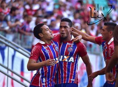 Bahia volta a vencer o Flu de Feira e confirma passagem para a final do Baiano