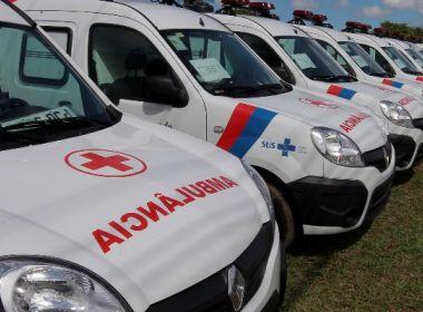 Deputado quer regulamentar profissão de condutor de ambulância na Bahia