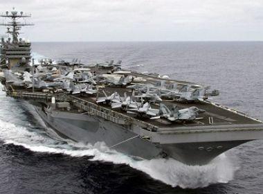 Coreia do Norte ameaça afundar porta-aviões enviado pelos Estados Unidos