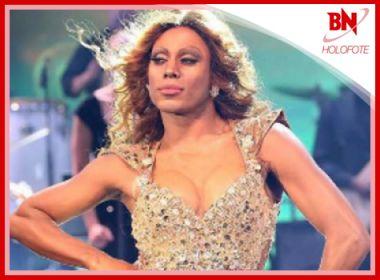 Destaque em Holofote: Ícaro Silva impressiona a web após encarnar Beyoncé