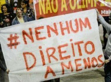 Centrais sindicais prometem 'greve geral' no dia 28 e atos no Dia do Trabalho em Salvador