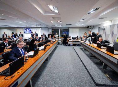Comissão do Senado aprova relatório sobre projeto de abuso de autoridade