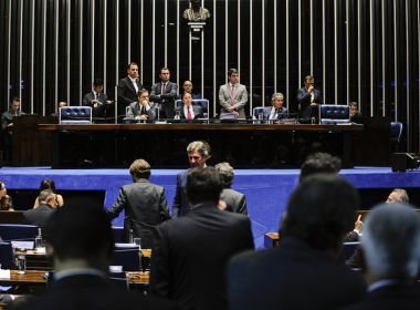 Senado aprova em 1º turno restrição de foro privilegiado a chefes de poderes
