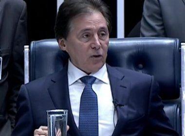 Presidente do Senado está com encefalite viral e permanece na UTI
