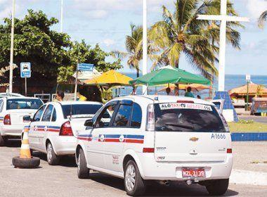 Servidores serão transportados de graça por taxistas nesta sexta após prefeitura solicitar