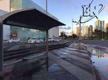 Como prometido, rodoviários aderem à greve geral e Salvador amanhece sem ônibus