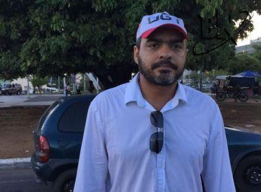 Diretor da UGT alerta população que greve geral é em defesa de todos os trabalhadores