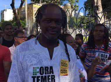 Sílvio Humberto diz acreditar na mobilização popular: 'Forma de dizer não ao retrocesso'