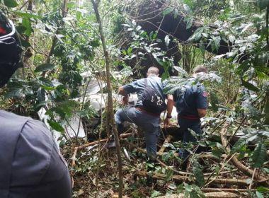 Duas pessoas morrem em queda de avião em SP; causa do acidente é desconhecida
