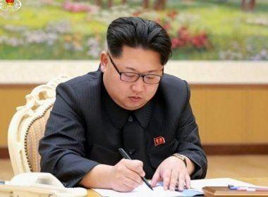 Em resposta à pressão de Trump, Coreia do Norte promete acelerar programa nuclear