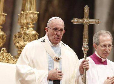 Papa pede mediação entre Estados Unidos e Coreia do Norte para evitar conflitos