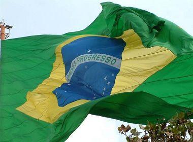Pesquisa aponta que 34% das pessoas têm mais vergonha que orgulho de ser brasileiro