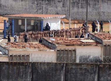 Líder de facção envolvida na rebelião do Rio Grande do Norte é preso no Rio de Janeiro