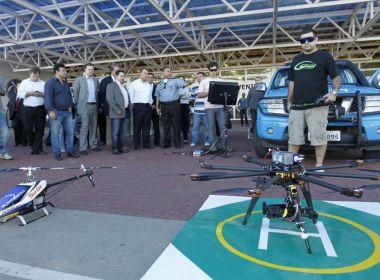 Anac regulamenta uso de drones e passa a exigir habilitação para aeronaves maiores