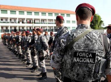 Força Nacional pode ficar mais 30 dias no Rio de Janeiro; prazo pode ser prorrogado