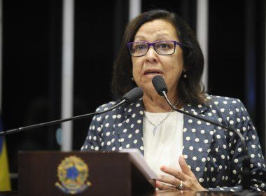 Única baiana na CCJ, Lídice comemora análise da reforma trabalhista na comissão