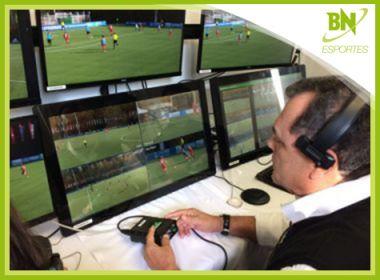 Destaque em Esportes: Árbitro de vídeo será usado pela primeira vez no Brasil