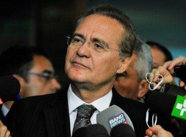 Temer quer que Renan Calheiros permaneça na liderança do PMDB no Senado