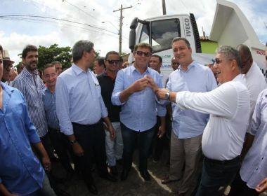 Governo entrega sistema de abastecimento de água em Santa Terezinha