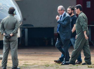 Cunha abriu editora de livros dois dias antes de ser preso
