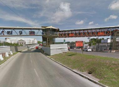 Morador de rua é suspeito de matar mulher na passarela do Iguatemi