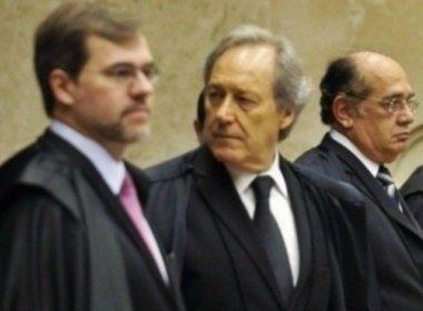 ABAIXO-ASSINADO CONTRA MINISTROS DO STF