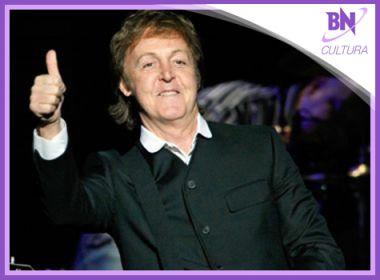 Destaque em Cultura: Paul McCartney grava vídeo bem humorado para brasileiros