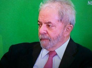 JUSTIÇA DECIDE NESTA TERÇA SE DEPOIMENTO DE LULA SERÁ ADIADO