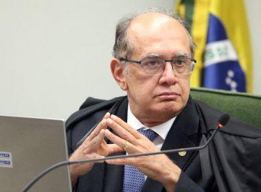 GILMAR MENDES APONTA EQUÍVOCO NA REPERCUSSÃO DE SOLTURA DE JOSÉ DIRCEU