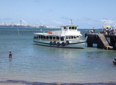 Travessia Salvador-Mar Grande poderá custar até R$ 9,80; operadoras discutirão aumento
