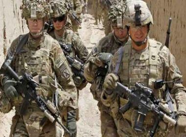 Estados Unidos avalia envio de três mil soldados ao Afeganistão