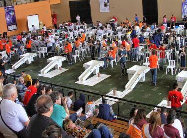 Com etapa na Campus Party Bahia, olimpíada de robótica inscreve até dia 20