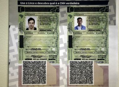 Carteira de habilitação passa a ter código QR-Code para evitar fraudes