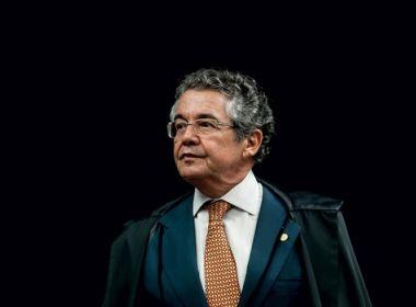 Marco Aurélio se declara impedido em processos de escritório que defende Eike
