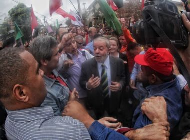 Depois de cinco horas, termina depoimento de Lula a Sérgio Moro