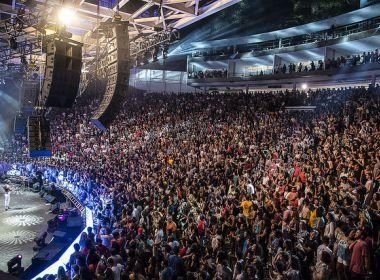 Primeiro ano da nova Concha reúne público de mais de 240 mil e cerca de 70 atrações