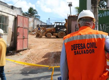 Prefeitura suspende retirada de escombros na Ladeira da Soledade